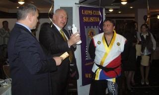 Благотворителният коледен бал на Лайънс клуб – Силистра в ресторанта на хотелски комплекс 'Дръстър' даде старт на инициативите на клуба пр