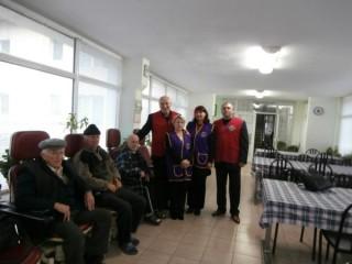 Дарение на Лайънс клуб – Силистра в помощ на възрастните хора